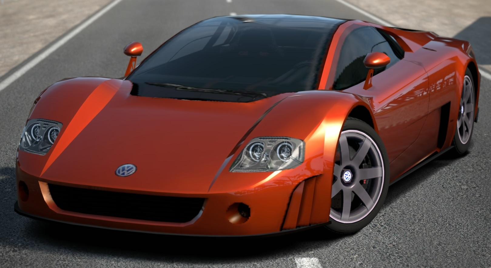 Volkswagen W12 Nardo Concept 01 Gran Turismo Wiki