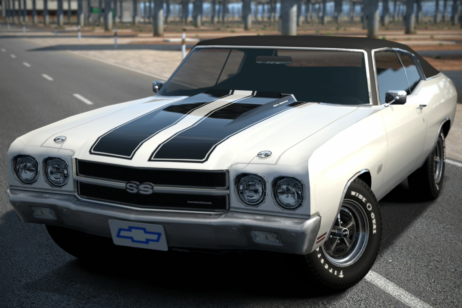 chevrolet chevelle ss 454 39 70 gran turismo wiki fandom powered by wikia. Black Bedroom Furniture Sets. Home Design Ideas