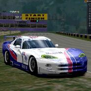 Chrysler Viper GTS-R Team Oreca '99