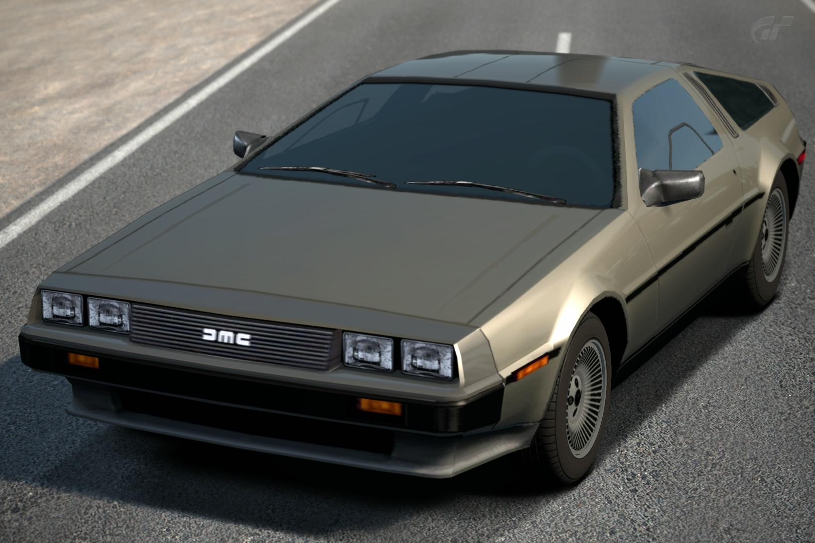 Dmc Delorean S2 04 Gran Turismo Wiki Fandom Powered