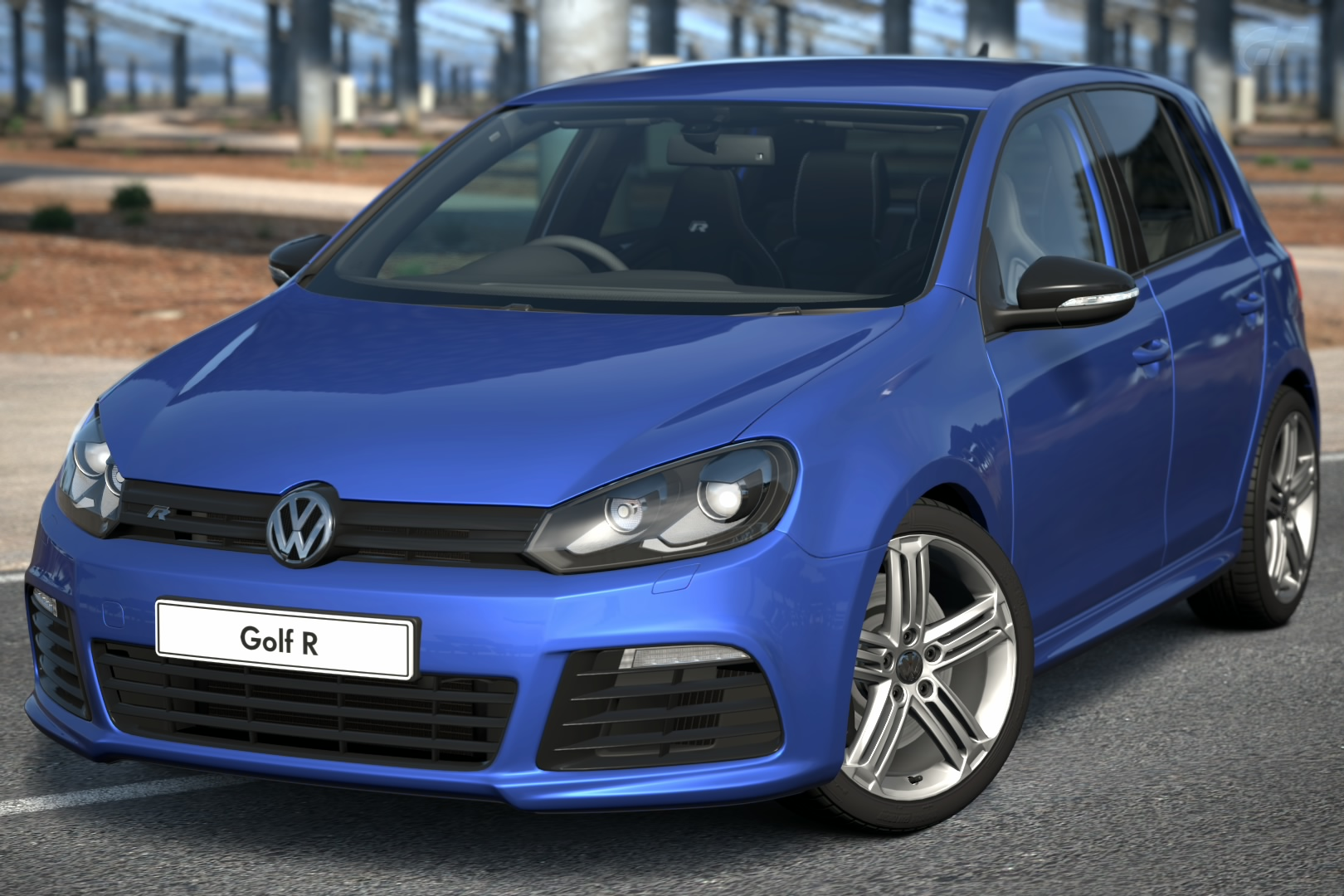 Volkswagen Golf VI R 10  Gran Turismo Wiki  FANDOM powered by Wikia