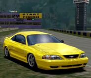Ford Mustang GT '98