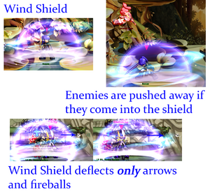 Ronan Wind Shield