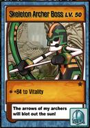 Lvl 50 - Skeleton Archer Boss