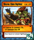 Stone Clan Fighter Card