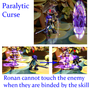 Ronan Paralytic Curse