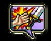 Disarm icon