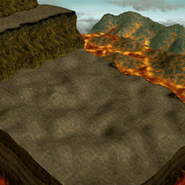 Volcano BattleBG1