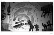 S2e2 storyboard art Pitt (128)