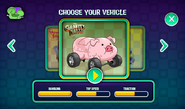 HH Waddles car