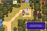 PinesQuest- Mancave quest