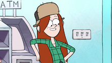 S1e5 wendy leaning on atm