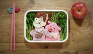 Bento Box Mabel and Waddles1