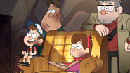 S2e20 Dipper looks the most excited