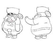 S1e8 Sheriff Blubs Pioneer Sketch
