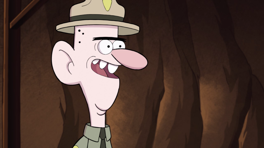 Deputy Durland Gravity Falls Wiki Fandom Powered By Wikia
