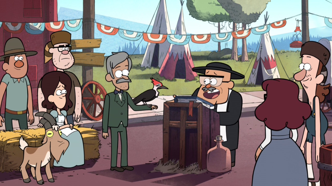 Woodpecker Guy Gallery Gravity Falls Wiki Fandom