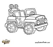 Tara Nicole Whitaker toy jeep