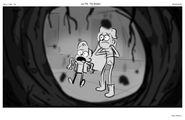 S2e2 storyboard art Pitt (118)