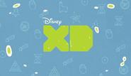 Golden Wolf Disney XD logo