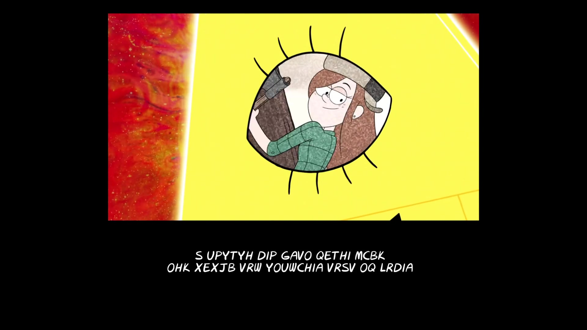 "「gravity falls end of credits ""The Last Mabelcorn""」の画像検索結果"