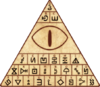Bill symbol cipher