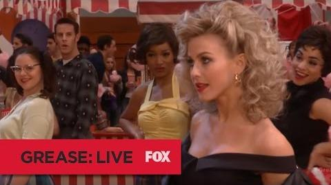 """GREASE LIVE """"You're The One That I Want"""" FOX BROADCASTING"""