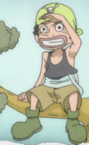 Usopp as a Child