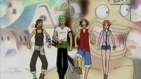 One Piece Opening 4 English
