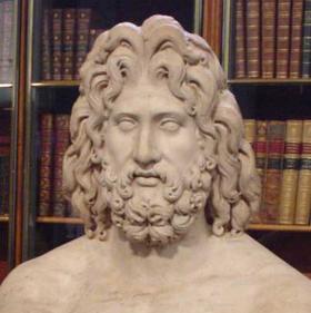 Coeus Titan Greek Mythology