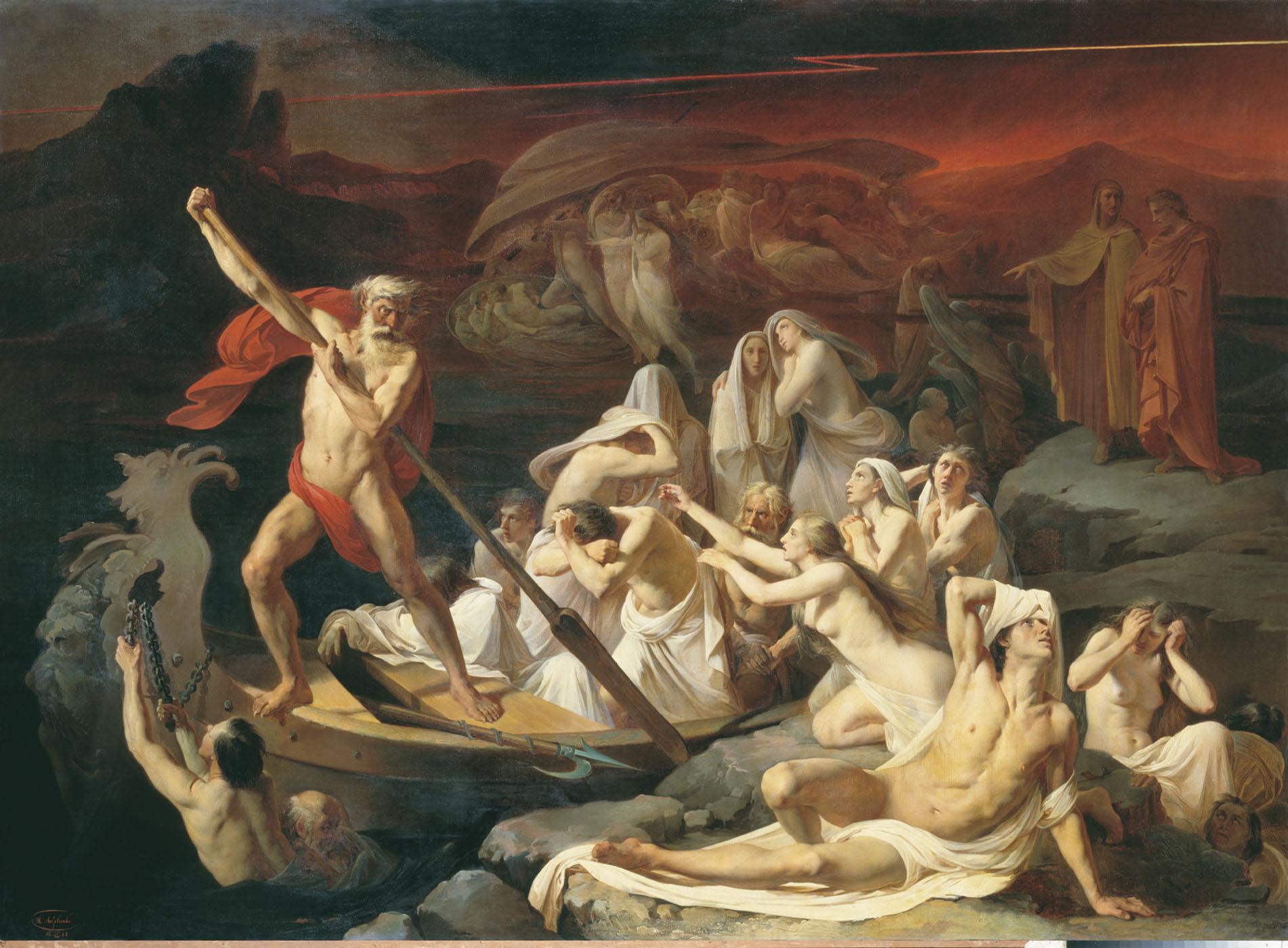 kharon greek mythology wiki fandom powered by wikia