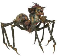 NECA Spider Gremlin