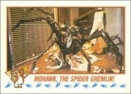 Topps Mohawk, the Spider Gremlin!