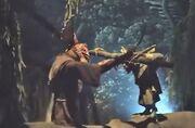 Robin Hood and Little John Gremlins