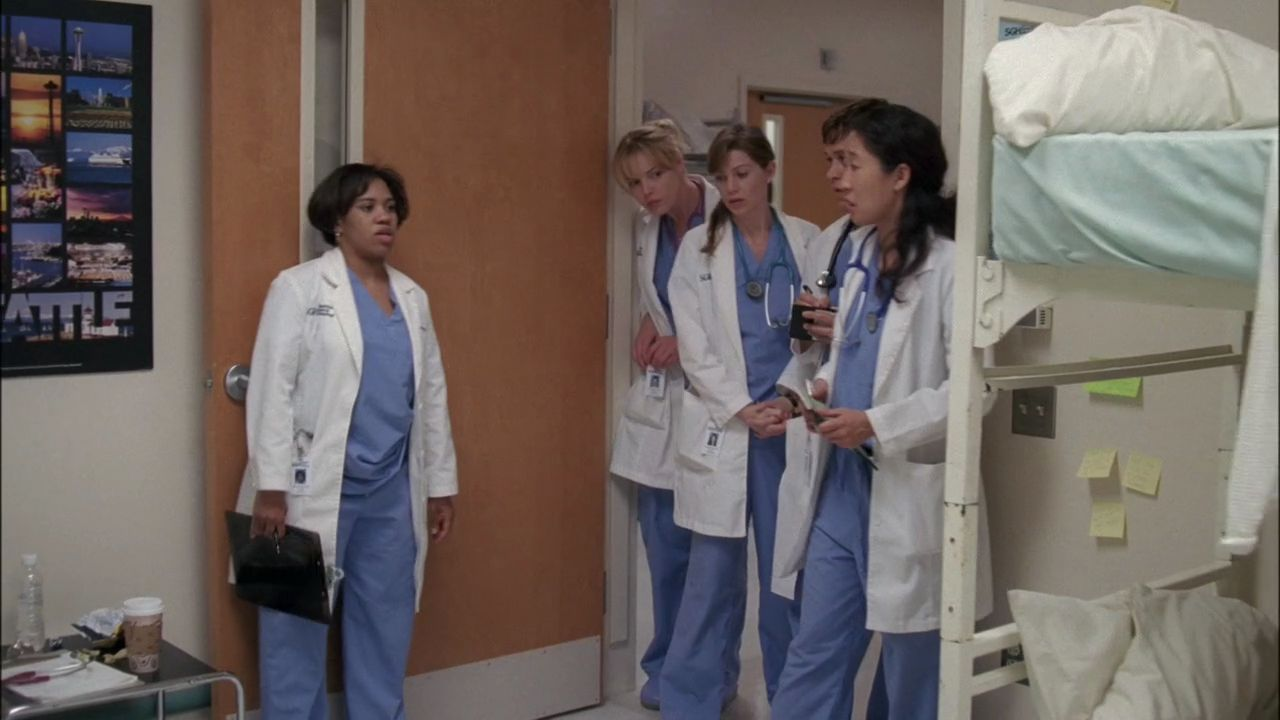 Grey's Anatomy and Private Practice Wiki:Intern Briefing ...