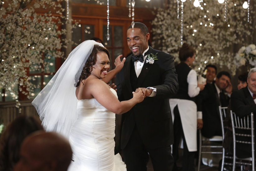 Ben and Bailey's Wedding | Grey's Anatomy and Private ...