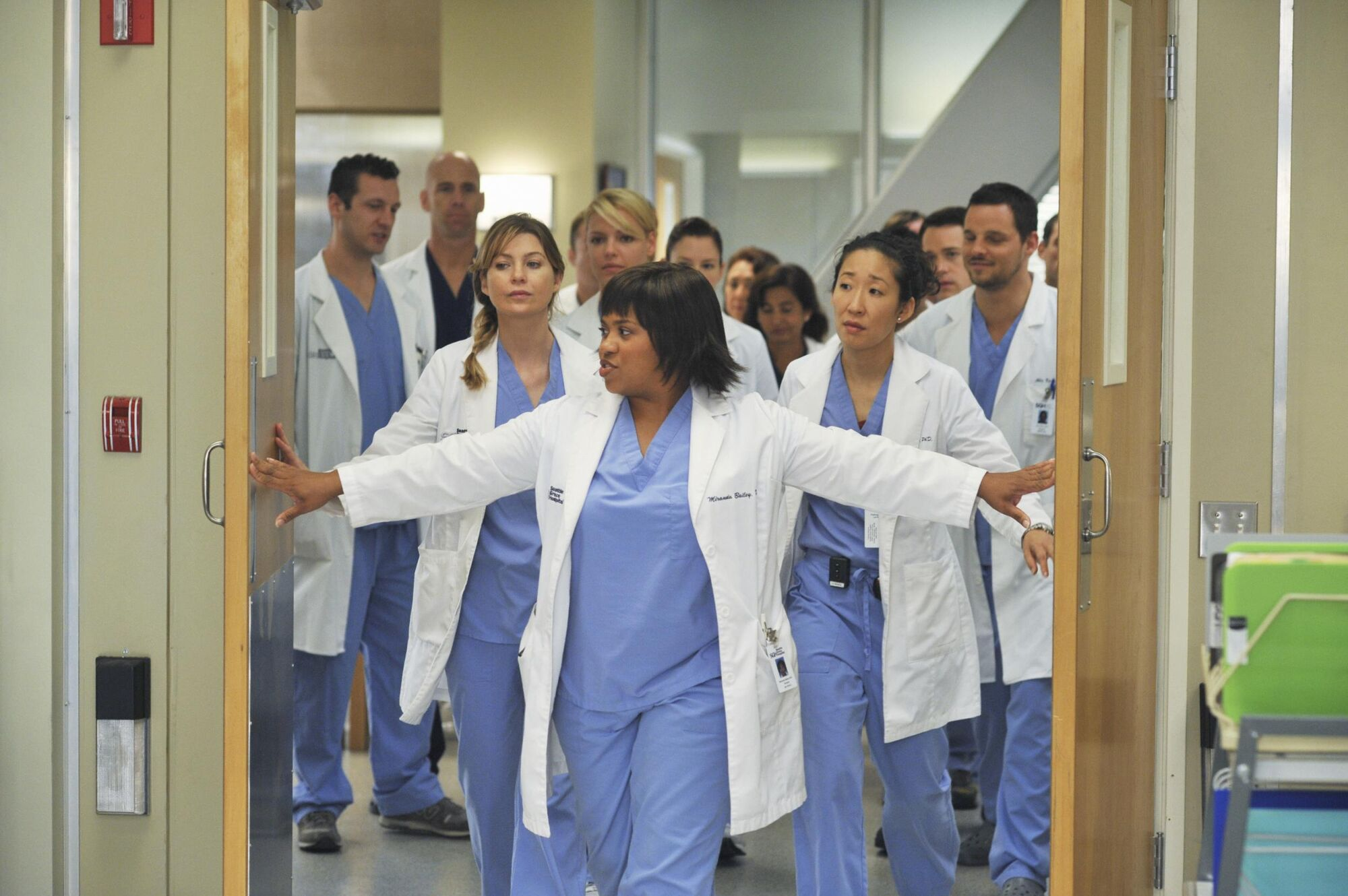 Sixx Greys Anatomy