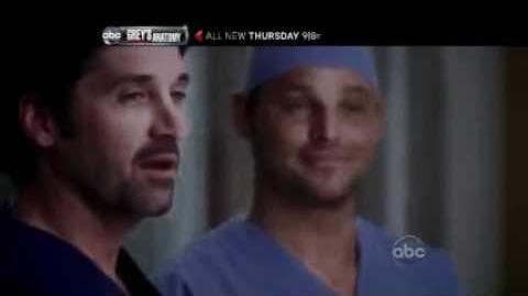 Grey's Anatomy 7x13 Promo