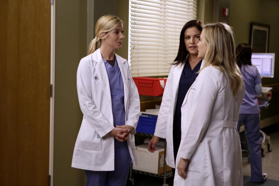 Grey's Anatomy Anatomía Grey 13x11