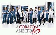 200px-A Corazón Abierto casts
