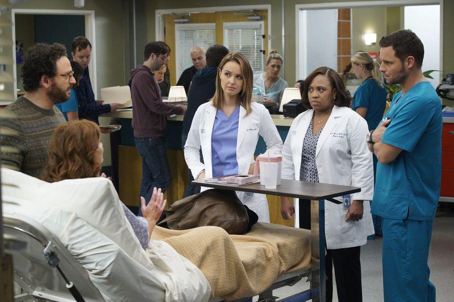 Grey's Anatomy Anatomía Grey 13x06