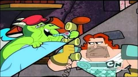 Billy and Mandy - S6E09 - Dumb-Dumbs & Dragons ~ Fear and Loathing in Endsville