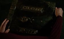 "610-Charms & Spells ""Black Book"""