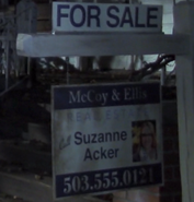 411-For Sale sign