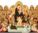 Maestà di Ambrogio Lorenzetti
