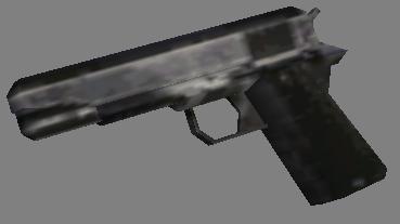 GTAI to GTAV: Weapons