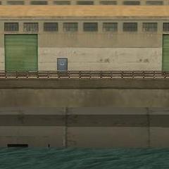 The USS Numnutz in GTA San Andreas