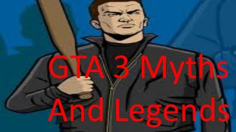 GTA 3 Myths And Legends Myth-1 Salvatore Leone's Ghost