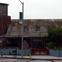 The real-life House Of Blues in Los Angeles, California.
