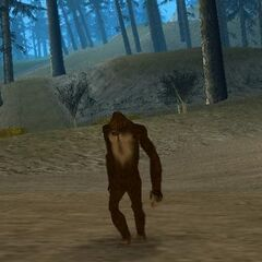 Another Modded Bigfoot